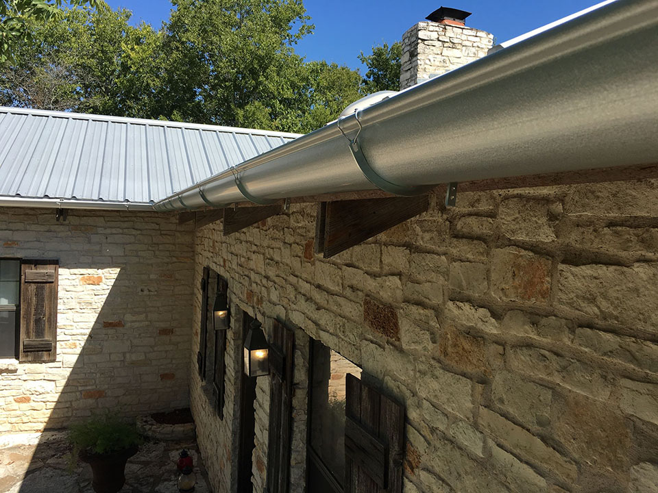 Quality Seamless Gutters Custom Seamless Gutters In